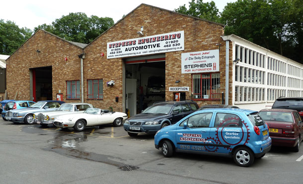 Automatic Gearbox Repairs In Ware