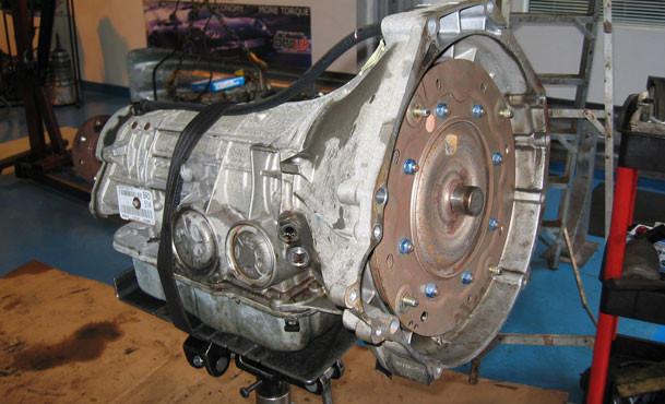 audi q5 gearbox repair