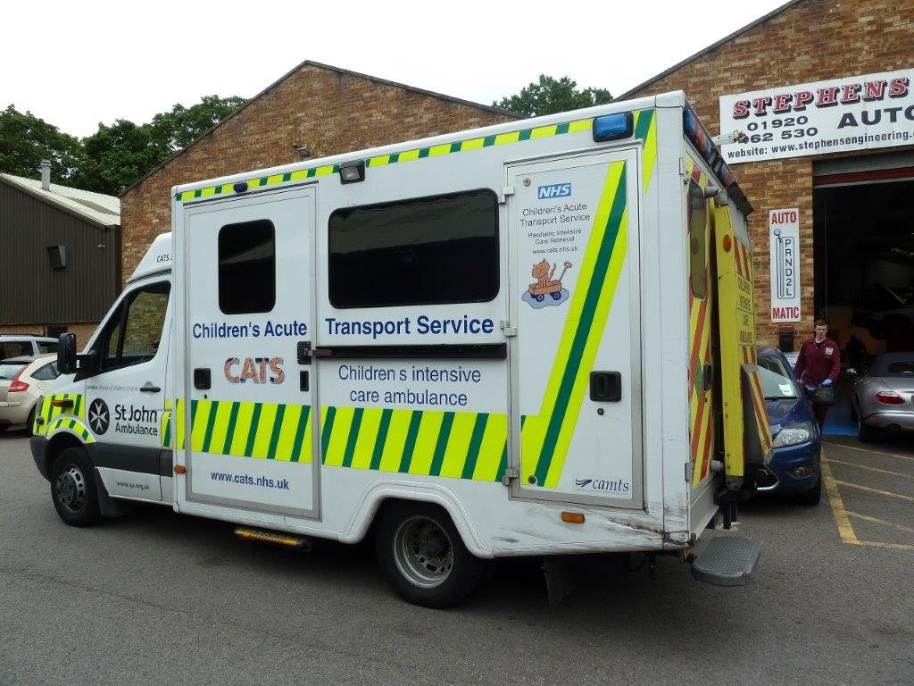 Automatic Transmission Repairs – A Week In The Workshop