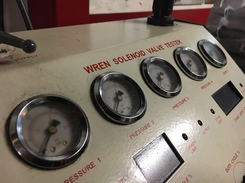 Range Rover Gearbox Fault Repair