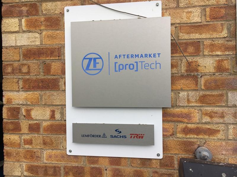 ZF Automatics Gearbox Repair