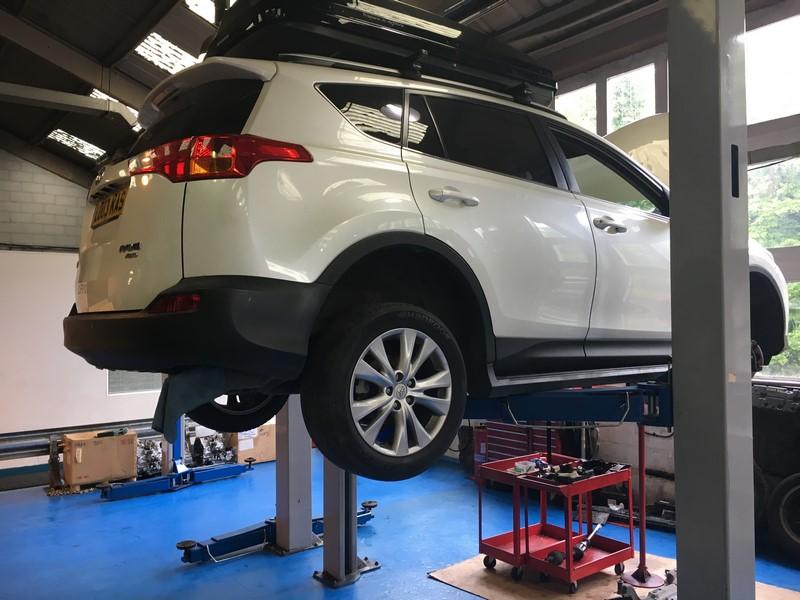 Nissan Qashqai Gearbox Repair
