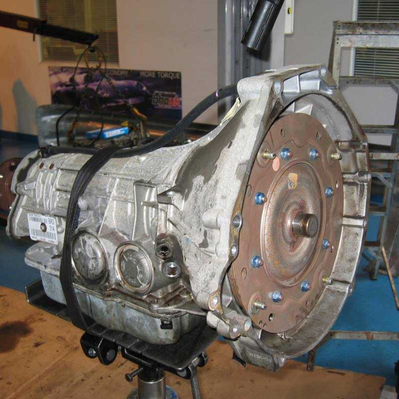 BMW ZF Automatic Gearbox Repair
