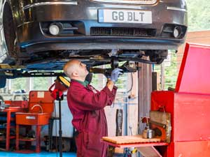 automatic-transmission service